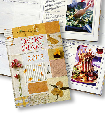 dairy diary food photograpy by frankthephotographer